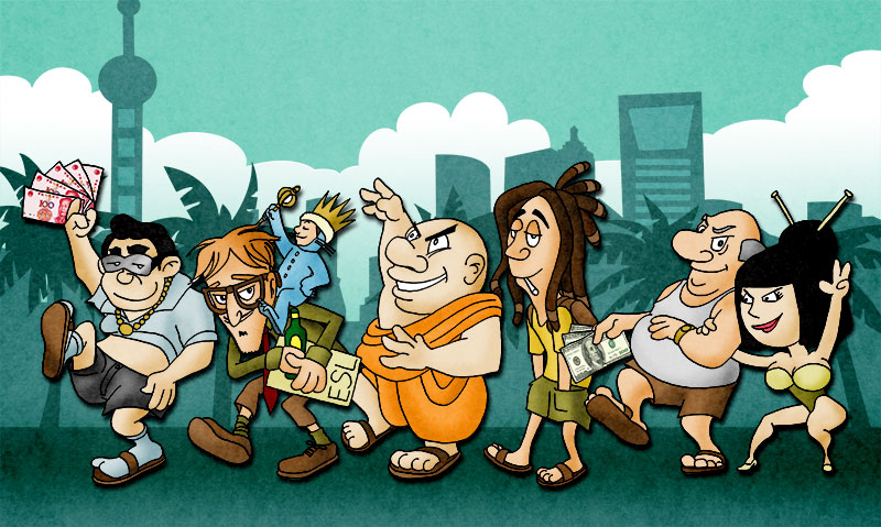 Life-altering benefits enjoyed by expats in Asia