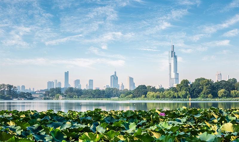 Nanjing City Guide 2017