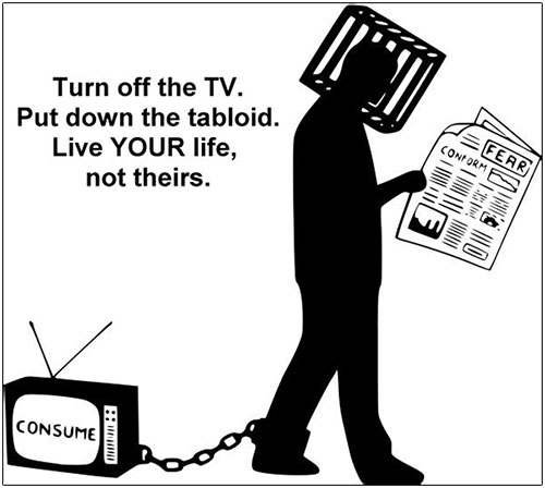 tv turnoff week analysis Adbusters magazine culture jamming every society for the last 4000 years has found that debt grows more rapidly than people can pay.