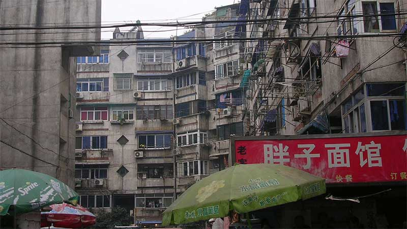 Lower-end cities units like these rent for around USD$450 monthly.