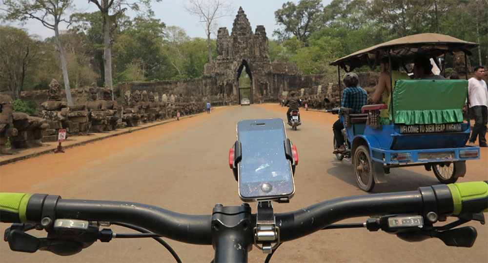 Exploring Southeast Asia by bike