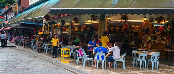 Bukit Bintang Chinese restaurant
