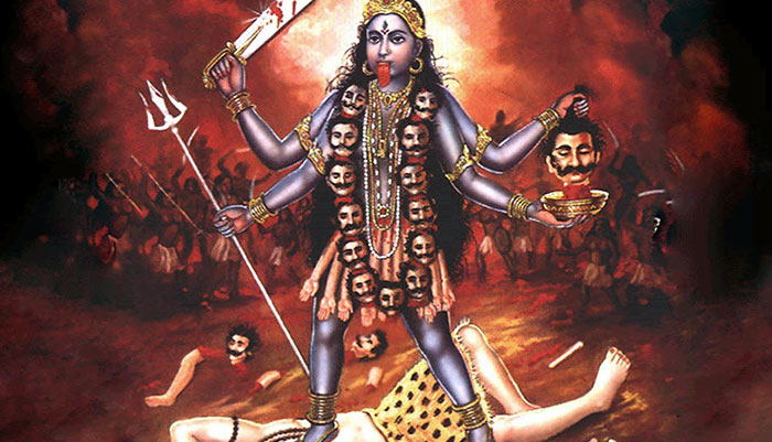 Kali: Goddess of Destruction