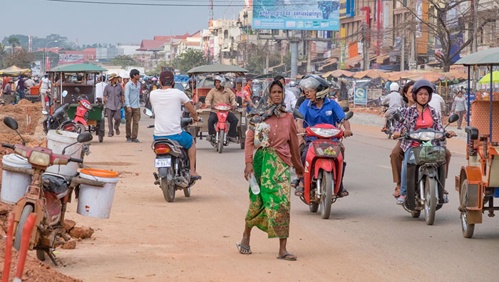 Rugged Cambodia
