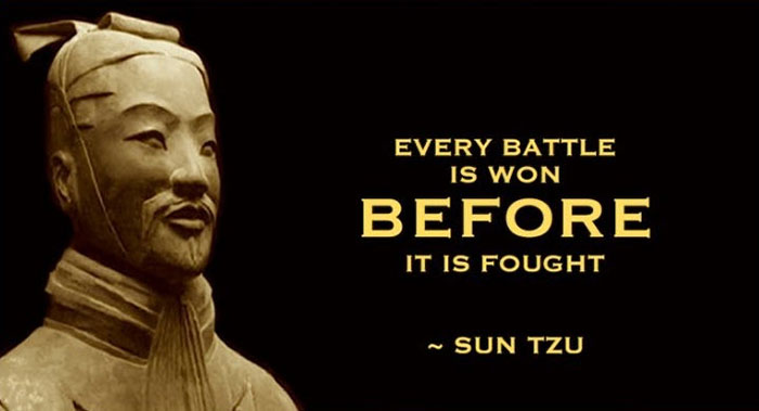 Sun Tzu quote, Art of War