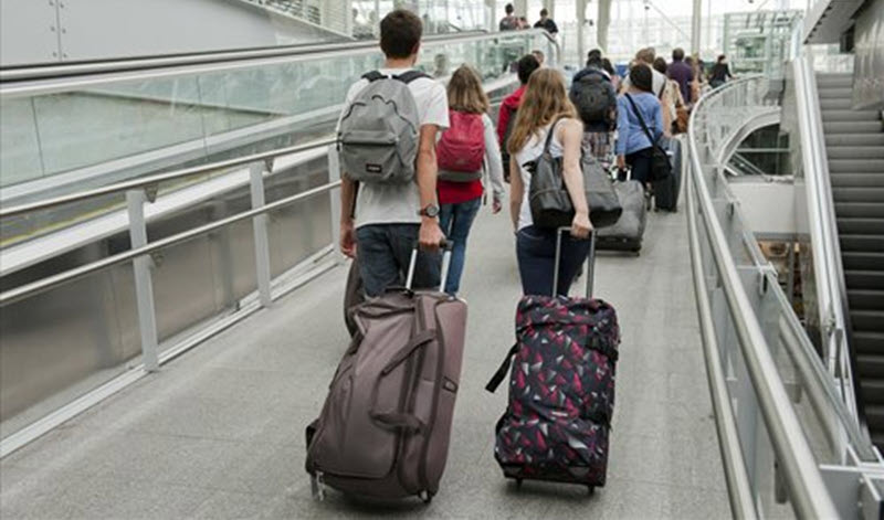 Foreigners moving away from China